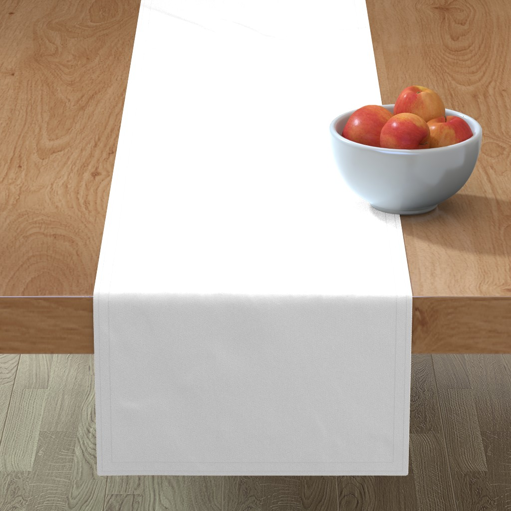 Minorca Table Runner featuring White by miamaria