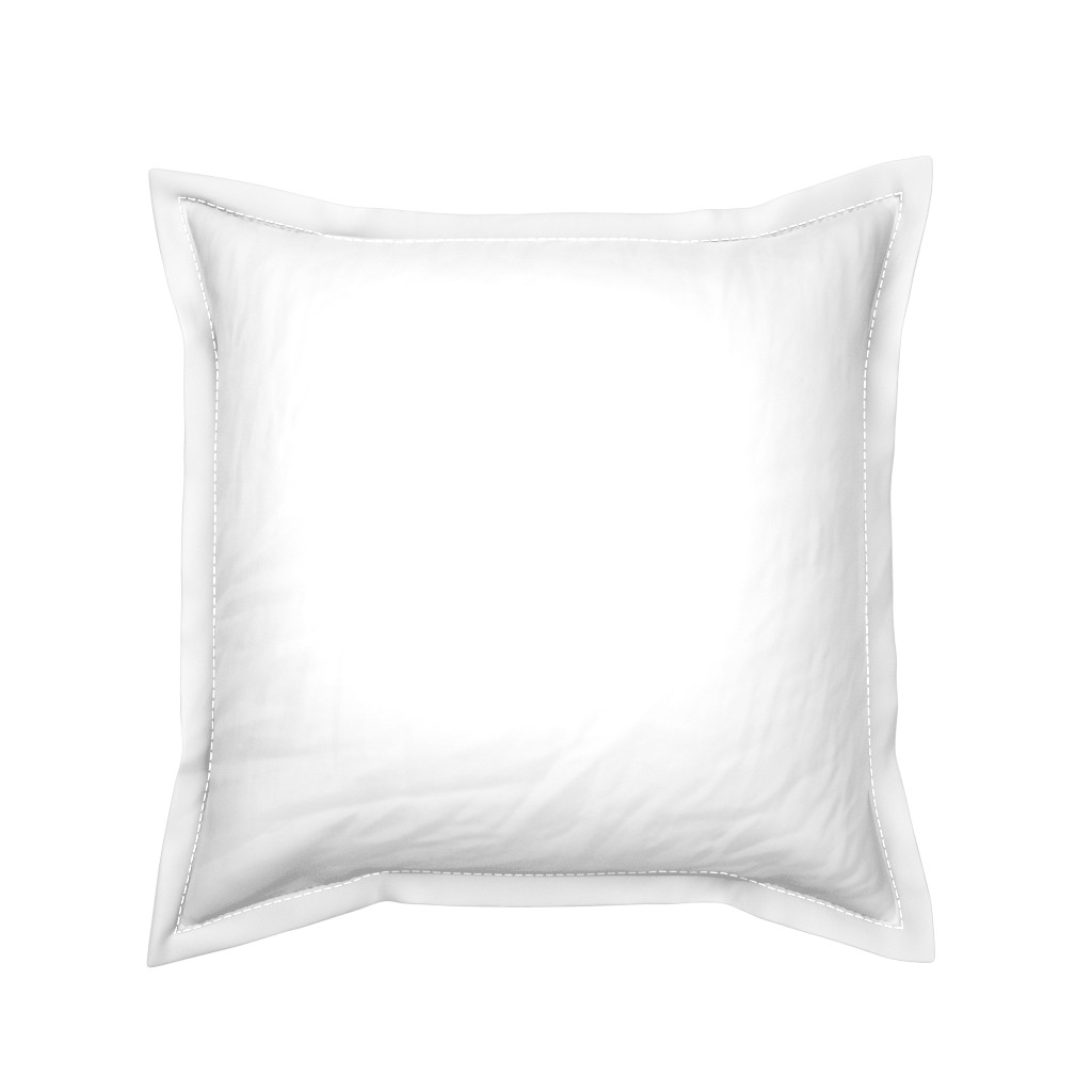 Serama Throw Pillow featuring White by miamaria
