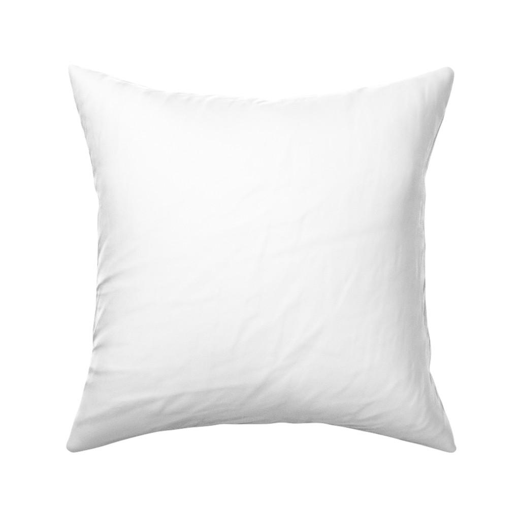Catalan Throw Pillow featuring White by miamaria