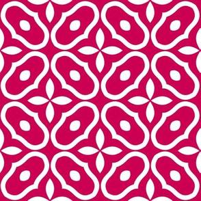 Mosaic - Red