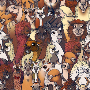Llamas Revised