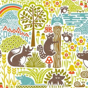 Woodland Woodchucks