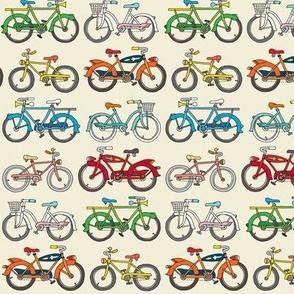 bountiful bicycles! ...bikes a plenty