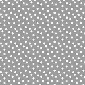 Scattered Dots - Medium Light by Andrea Lauren