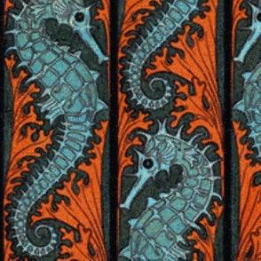 Seahorse Stripe Mosaic