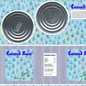 Chickie's Canned Rain