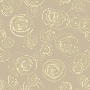 006 modern rose neutral simple