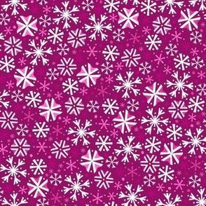 Snowflake Wonderland (Pink)