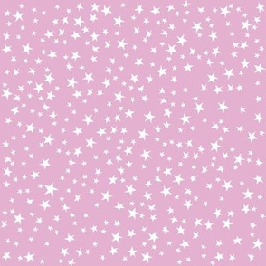 Scattered Stars (Pink)