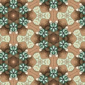 Haeckel Trachymedusae Jellyfish ~ Kaleidoscope