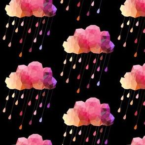 Black Strawberry Rain