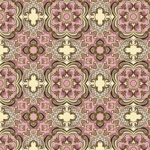 Petit Trianon ~ Blossom Tile