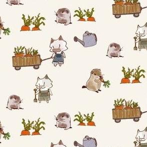 Groundhogs and Kitties