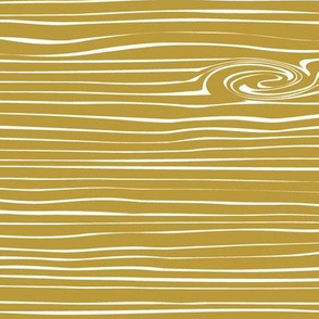 Woodgrain gold