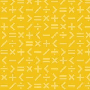 Calculation Simple Yellow (Elementary)