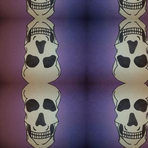 Skull Clone (purple)