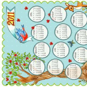 Lovely Day Calendar