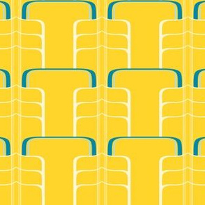 Nouveau Vaults - Yellow