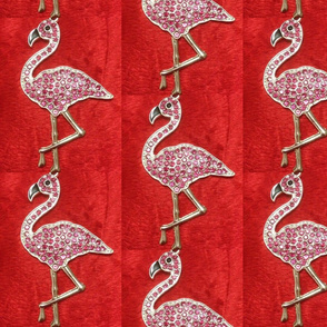 Blingy flamingo 2