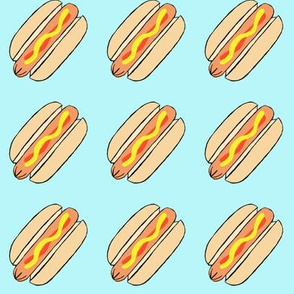 Tiny Hot Dogs