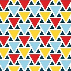triangle 2:1 - sailing