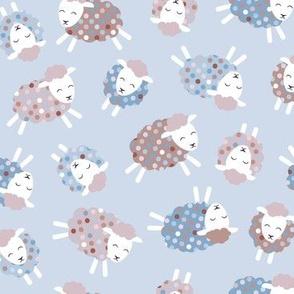 Ditsy little lamb