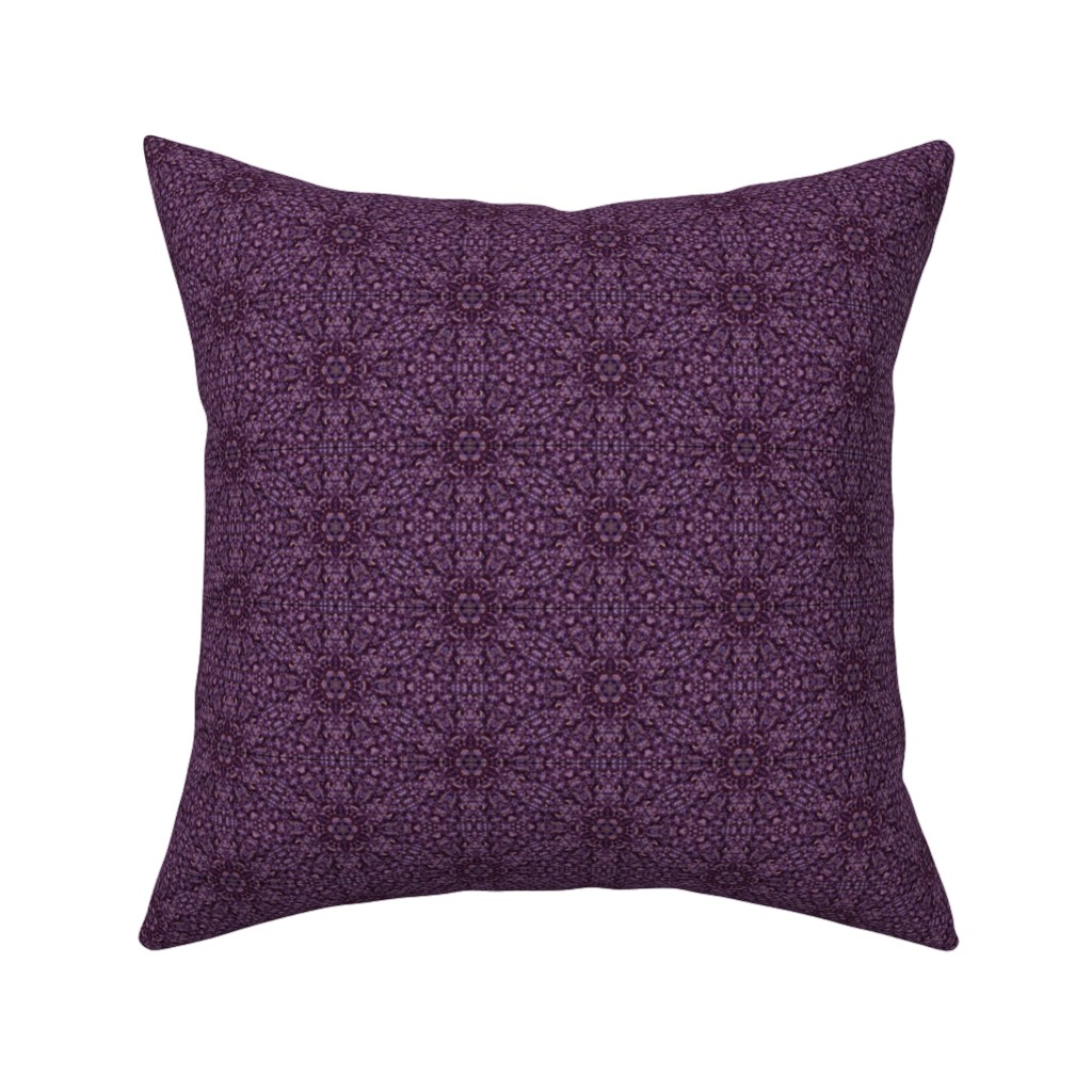 Catalan Throw Pillow featuring Threads #14 by honeyinthewild