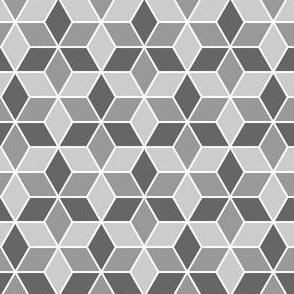 03900452 : rhombus 3i : grey