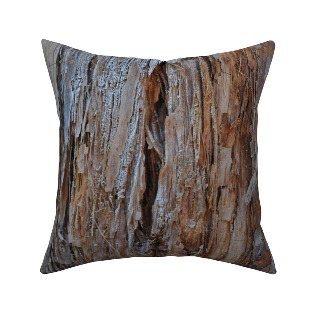 Catalan Throw Pillow featuring Roughing it by melforrest