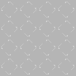 square root squares on pale grey
