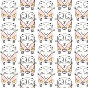 camper pink mini