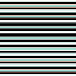 Mint Slice Stripes