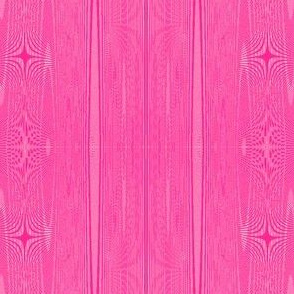 pink lemonade moiré stripe