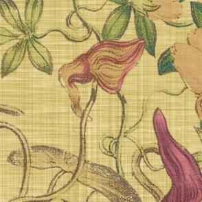Gracious Abundance ~ Trianon Cream ~ Linen Luxe