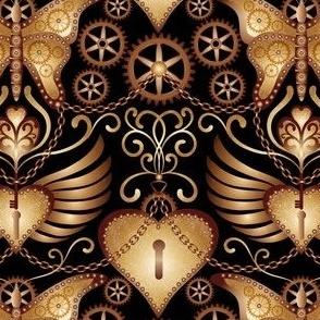 Unchain my steampunk heart