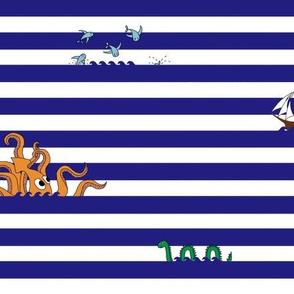 Sea Creature Stripe
