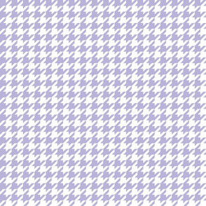 houndstooth light purple