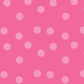 Pretty In Pink Polka Dot