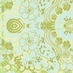 swirlygreen retro