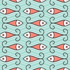 03931329 : fish hook : spoonflower029