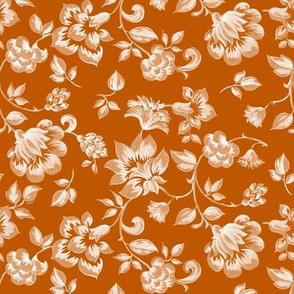 Spiced Pumpkin and White ~ Fleurs de Provence