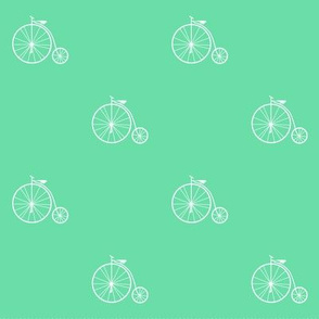 Penny farthing (mint)