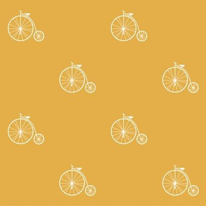 Penny farthing (gold)