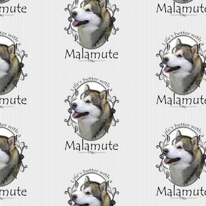 Malamute Fabric