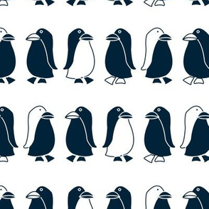 Penguin (blue)