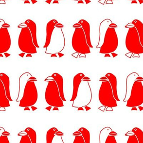 Penguin (red)