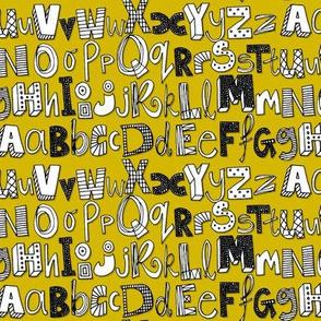 ABC yellow