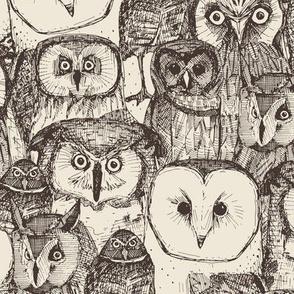 just owls natural