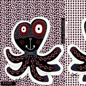 Octopus (plush pattern)
