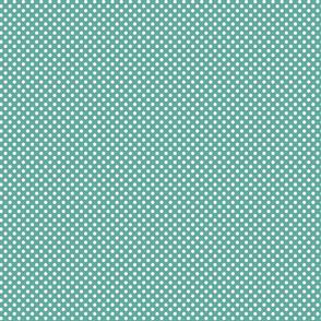 Polka Dot Print,Blue